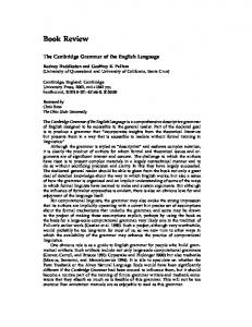 J03-1007 - Association for Computational Linguistics