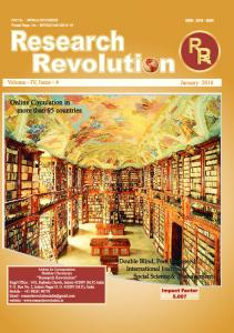 January 2016 - Research Revolution