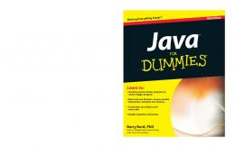 Java For Dummies, 5th Edition - Index of