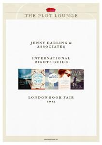 JDA Rights Guide LBF 2013 from The PLot Lounge - Agencja ...