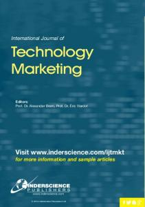 Journal information in easy print format (PDF) - Inderscience Publishers
