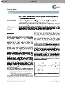 Journal Name ARTICLE