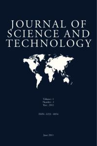 journal of science and technology journal of science and technology