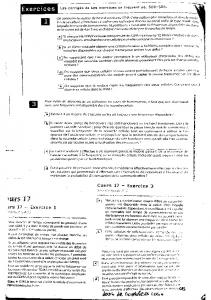 jrs 17 - Exercice 1 Cours 17 - Exercice 3 - rsd usthb