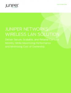 Authorized Juniper Networks Training 2013 Fast Lane Mafiadoc Com