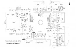 Kansas Technology Center Map - Pittsburg State University