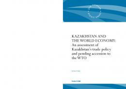 KazaKhstan and the world economy: an assessment of ... - ECIPE