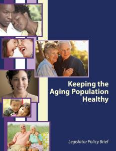 Keeping the Aging Population Healthy