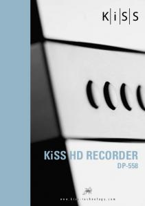 KiSS HD RECORDER
