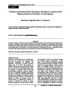 Knowledge and attitude about mental illness among nursing students