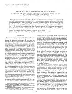 L181 DIFFUSE FAR-ULTRAVIOLET OBSERVATIONS OF THE ...