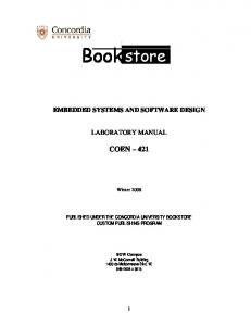 Lab Manual - Department of Electrical & Computer Engineering