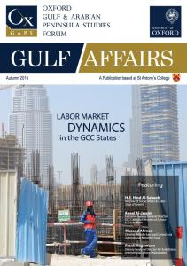 Labor Market Dynamics in the GCC States - OxGAPS
