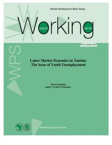 Labor Market Dynamics in Tunisia - African Development Bank