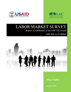 labor market survey