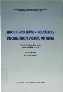Labour and human resources information system