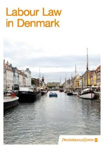 Labour Law in Denmark - PwC