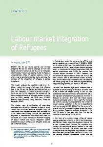 Labour market integration of Refugees - European Commission
