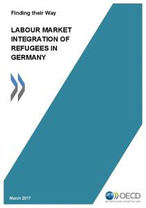 labour market integration of refugees in germany - OECD.org