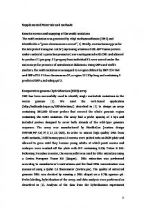 Labrador Text S1 - PLOS