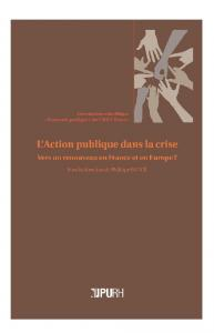 L'Action publique dans la crise - CIRIEC International