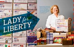 Ladies For Liberty - Camille Breland