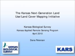 Land Cover Mapping Initiative