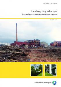 Land recycling in Europe.pdf - European Environment Agency