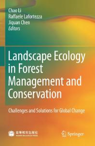 Landscape Ecology in Forest Management and ...