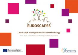 Landscape Management Plan Methodology - Euroscapes