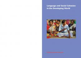 Language and Social Cohesion in the Developing World