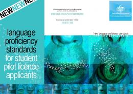 language proficiency standards for student pilot licence applicants