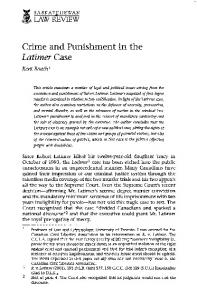Latimer Case - SSRN papers