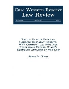 Law Review - SSRN papers