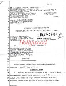 Lawsuit - The Hollywood Reporter