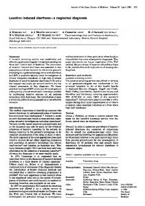 Laxative induced diarrhoea- a neglected diagnosis - Europe PMC