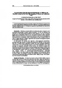 Layered-Double-Hydroxide-Supported Rhodium(0 ...