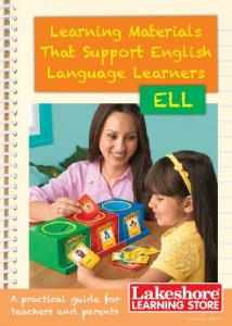 Learning Materials That Support English Language Learners