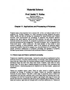 Lecture Notes - nptel