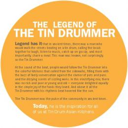 Legend of the Tin Drummer