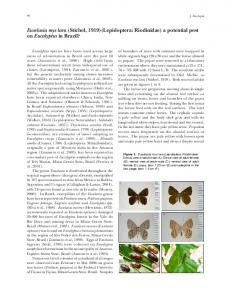 Lepidoptera: Riodinidae - Lepidoptera Research Foundation