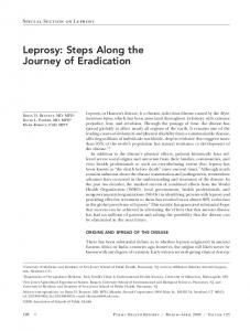 Leprosy - PubMed Central Canada