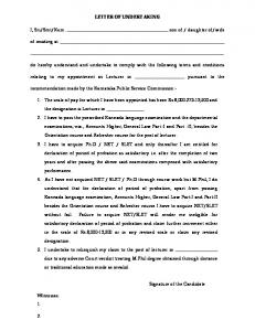 Format of letter of undertaking for issue of mafiadoc letter of undertaking format altavistaventures Choice Image