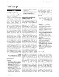 letters - BMJ Thorax