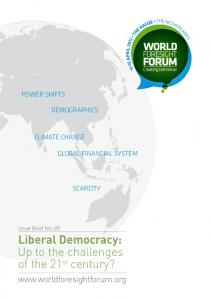Liberal Democracy - The Hague Centre for Strategic Studies