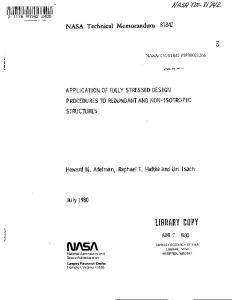 library copy - NTRS - NASA
