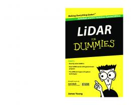 LiDAR For Dummies, Autodesk and DLT Solutions Special Edition