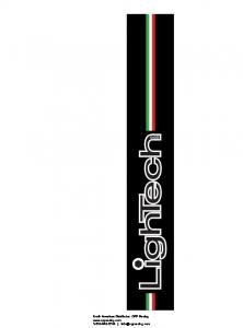 LighTech Catalog 2010 - OPP Racing
