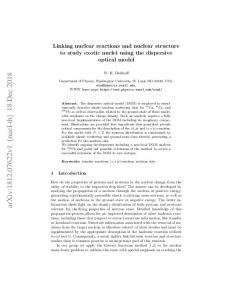Linking nuclear reactions and nuclear structure to study exotic nuclei