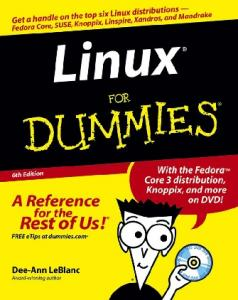 Linux for Dummies 6th Ed - Index of